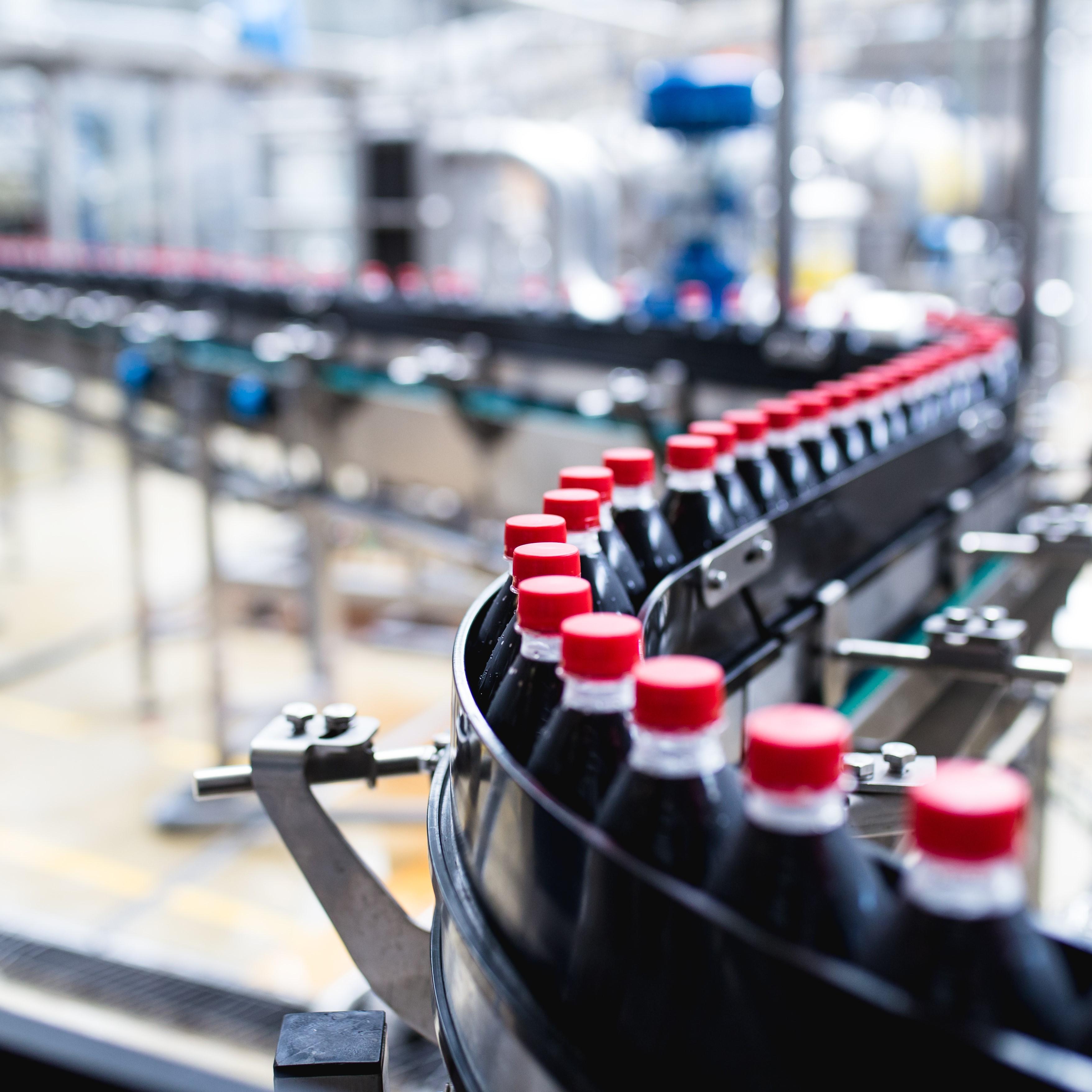 Coca Cola Bottling plant_square